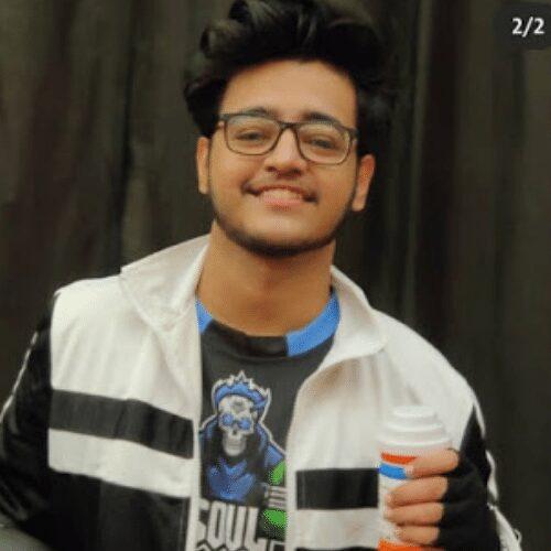 Viper Yash Paresh Soni - Team SOUL - CELEBROW
