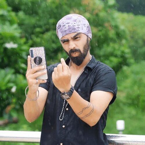 Tejinder Singh - So Effin Cray Cast