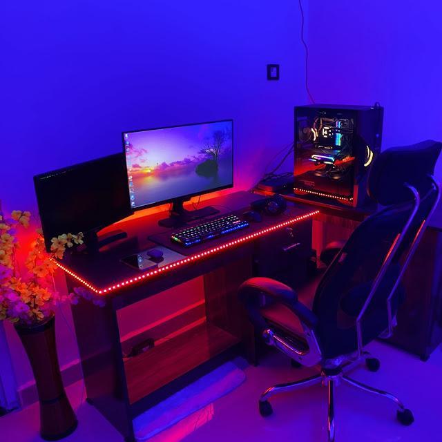 Entity Payal's Set up