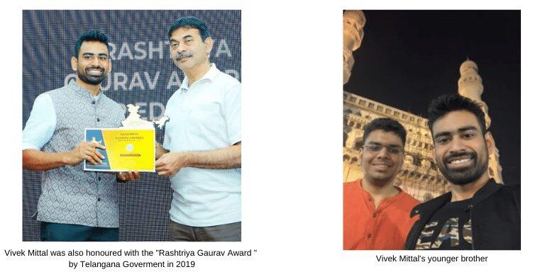 Vivek Mittal aka FitTuber
