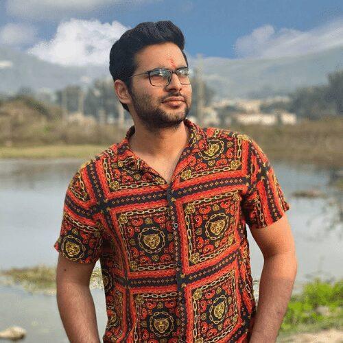 Aditya Gautam - Foodie We - CELEBROW.COM
