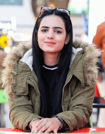 Rashmeet Kaur Sethi