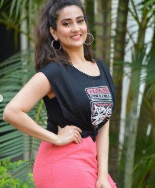 Manjusha Rampalli Age